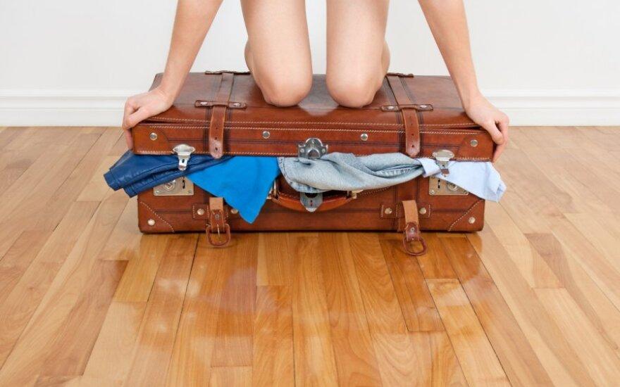 Литовские туристы за границей потратили 1,14 млрд. литов