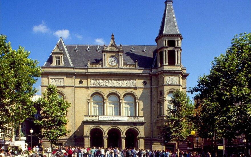 Весь общественный транспорт в Люксембурге сделают бесплатным