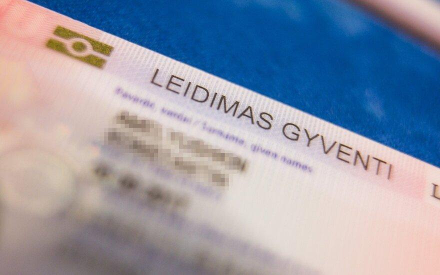 СМИ: иностранцы пользуются лазейками в законе, чтобы получить вид на жительство в Литве