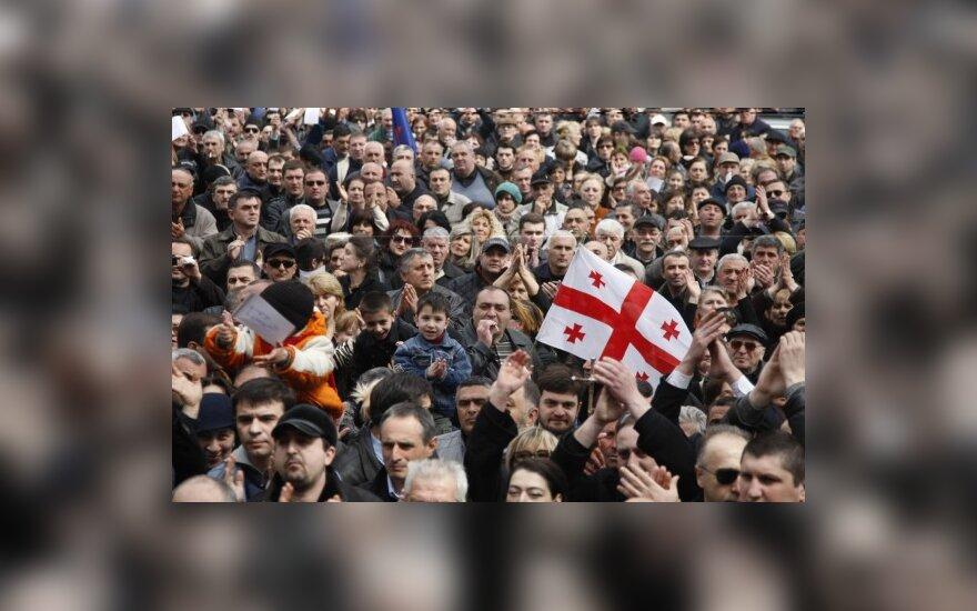 МИД Литвы выступает за диалог в Грузии