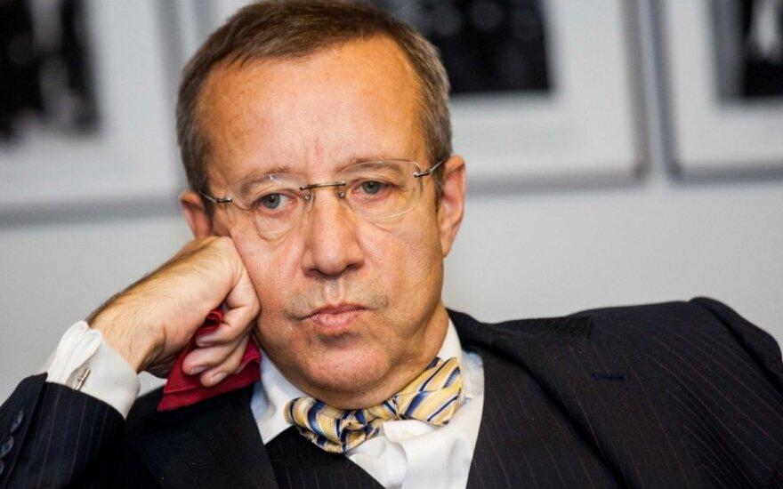 Президент Эстонии: мы не тупые, маленькие восточные недочеловеки