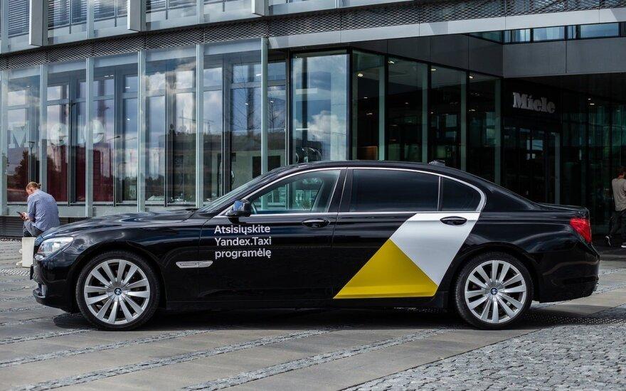 Депутат парламента Литвы призывает ликвидировать Yandex.Taxi