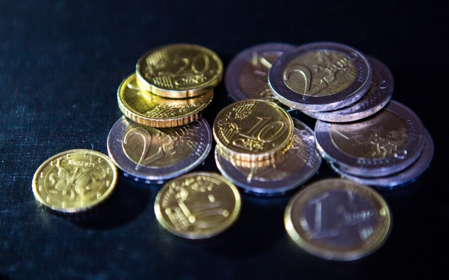 Европейцам о столице Литвы напомнит миллион монет достоинством в 2 евро