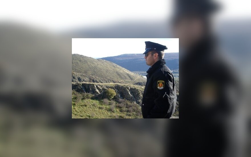 Gruzijoje policija - viena iš geriausiai finansuojamų struktūrų. Šitaip stengiamasi nugalėti įsišaknijusią korupciją.