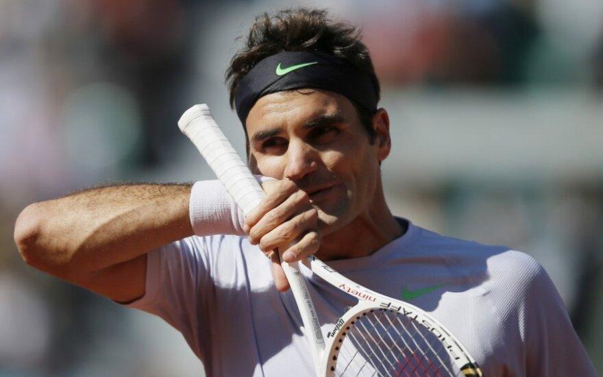 Великий Федерер отметился карьерным антирекордом