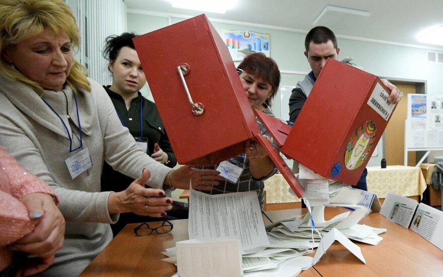 В Палату представителей Беларуси не прошел ни один оппозиционер