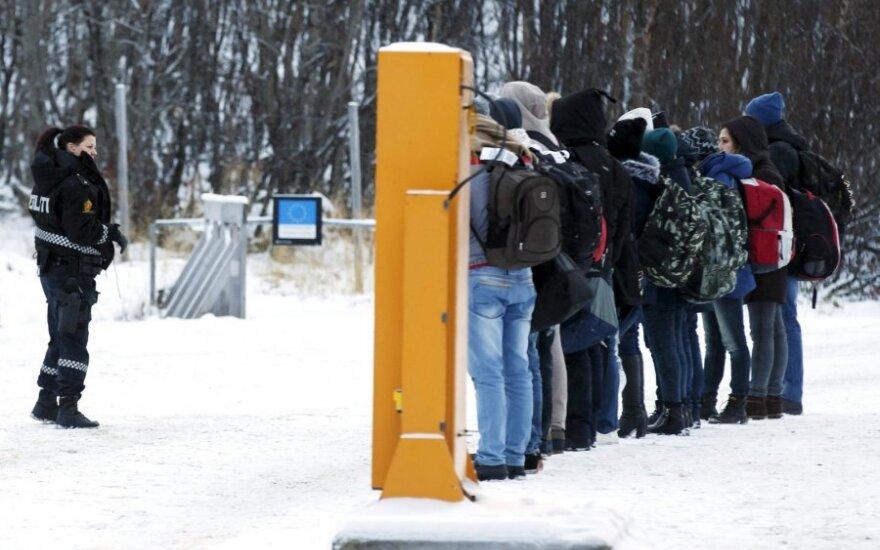 Норвегия построит забор на границе с Россией из-за притока беженцев