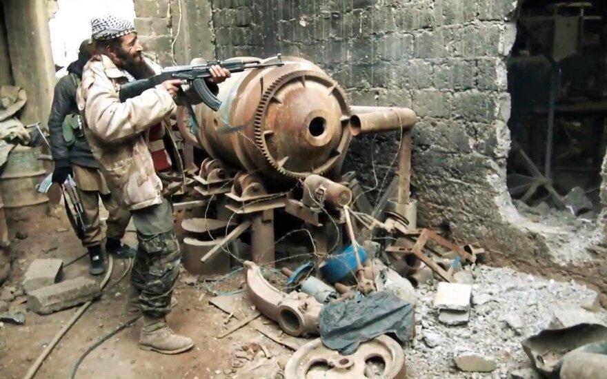 Откуда получают оружие боевики ИГ