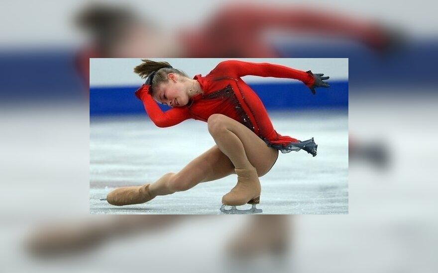 После анорексии 19-летняя олимпийская чемпионка Липницкая завершила карьеру