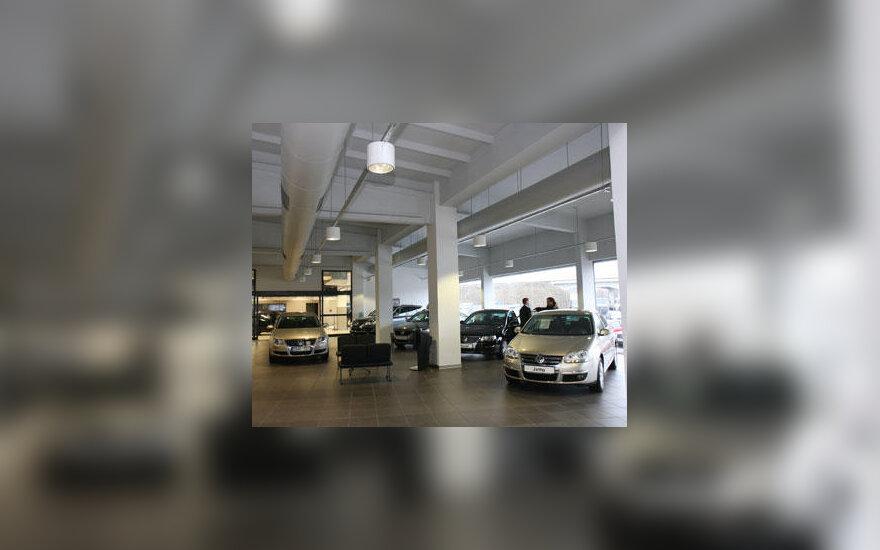 """""""Volkswagen"""" automobilių centras """"Savanoriai"""""""