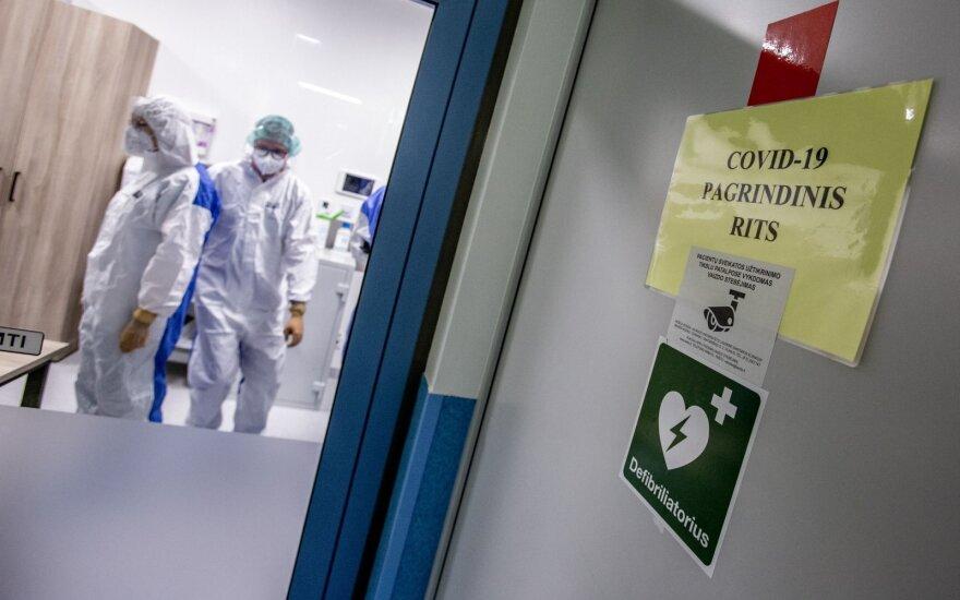 Антакальнисская больница останавливает предоставление плановых услуг