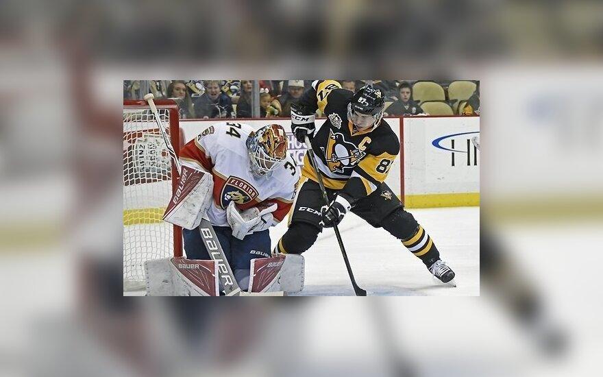 НХЛ: Малкин помог Кросби забить в первом же матче