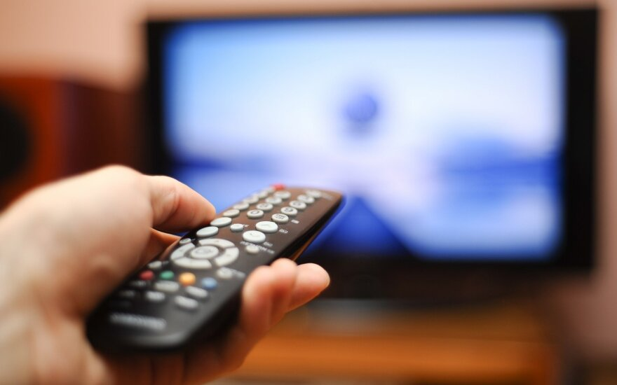 Сейм Литвы рассмотрит предложение, чтобы 90% пакета телепрограмм было на языке ЕС