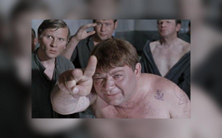 В Москве - скандальная история с кражей памятника Леонову