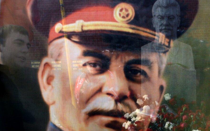Опрос: больше 50% россиян поддерживает Сталина