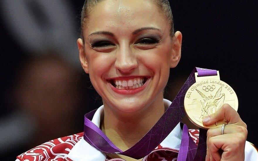 Лучшая гимнастка мира завершает карьеру и готовится к свадьбе