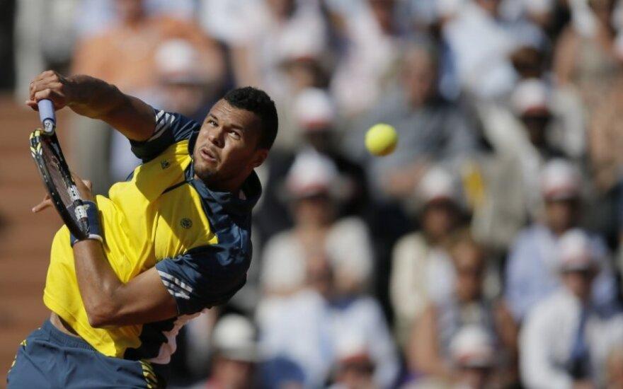 Тсонга разрушил мечту Федерера
