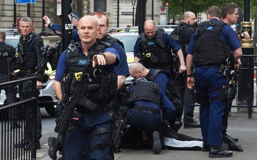 Задержан предполагаемый соучастник нападения в Лондоне