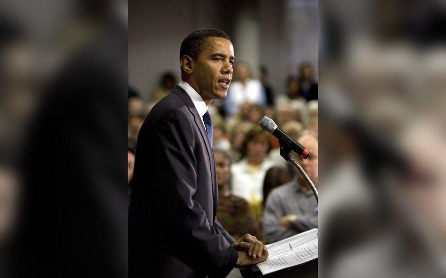 Администрация Б.Обамы выступила с обвинениями в адрес властей Беларуси