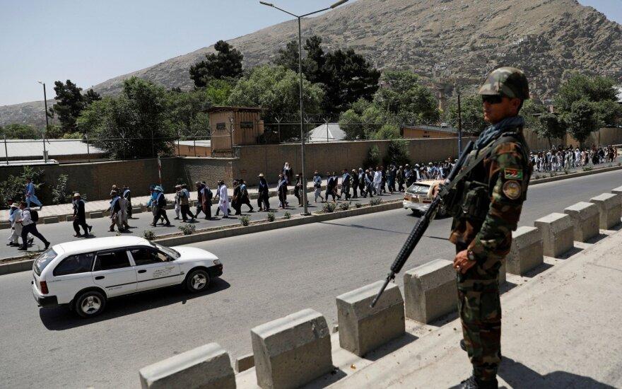 48 человек погибли во время теракта в Кабуле
