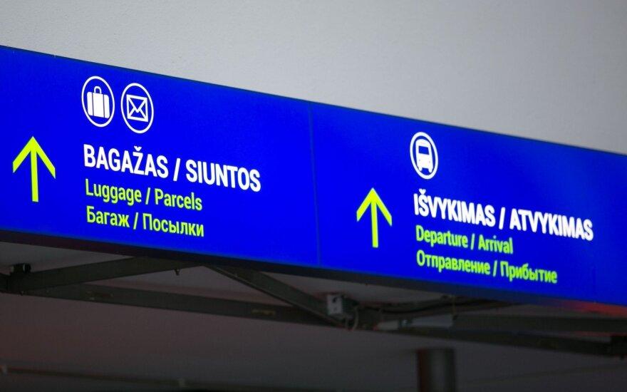 Vilniaus autobusų stotis (asociatyvi nuotr.)
