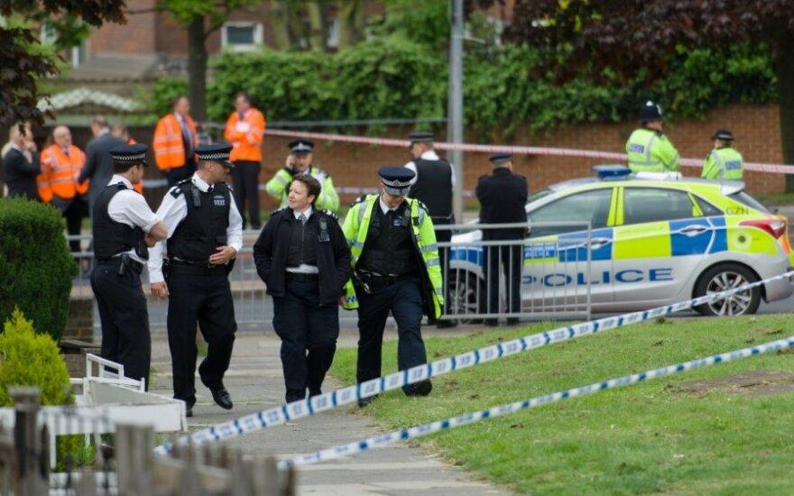 Incidentas Londone
