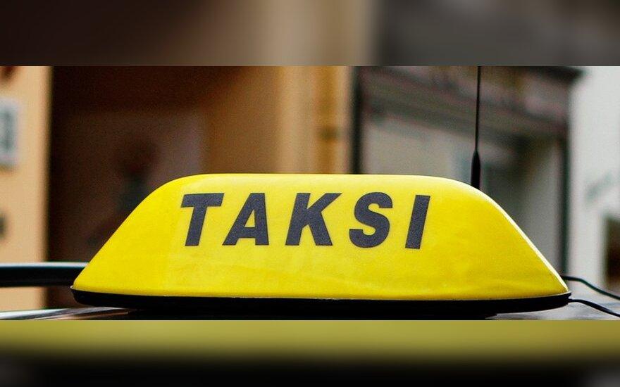 В Вильнюсе снова проверки компаний такси, под подозрением 7 человек