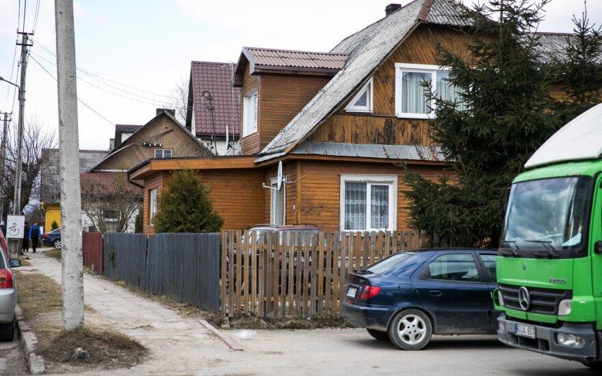 Быстро растущий район Вильнюса, где цены пока еще не выросли