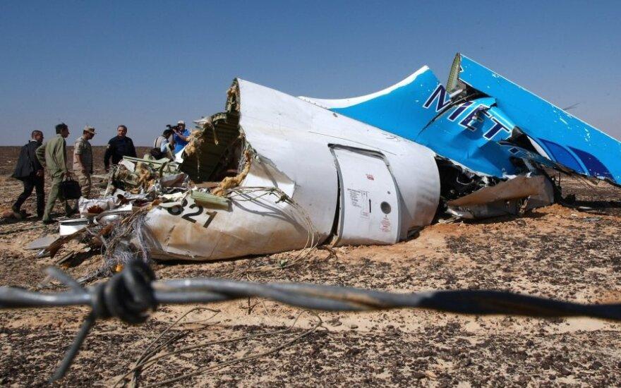 Эксперты: если катастрофа российского самолета – теракт, ситуация изменится