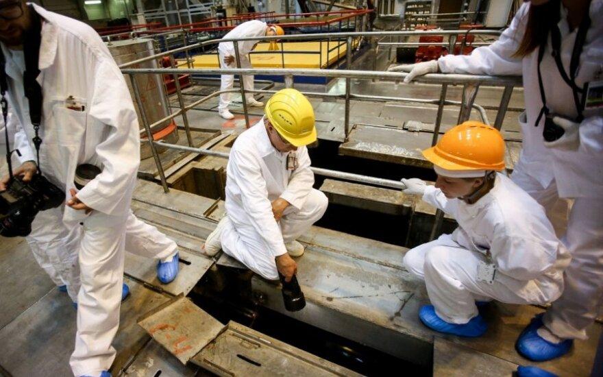 Как выглядит неработающая Игналинская АЭС
