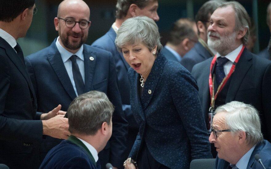 Партия Брексита заняла первое место на выборах в Европарламент в Британии