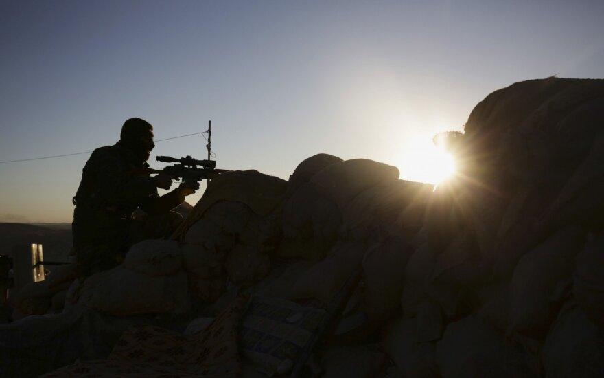 """Курды анонсировали наступление на сирийскую """"столицу ИГ"""" Ракку"""