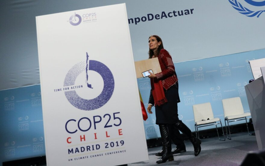 Susitikimas dėl klimato kaitos
