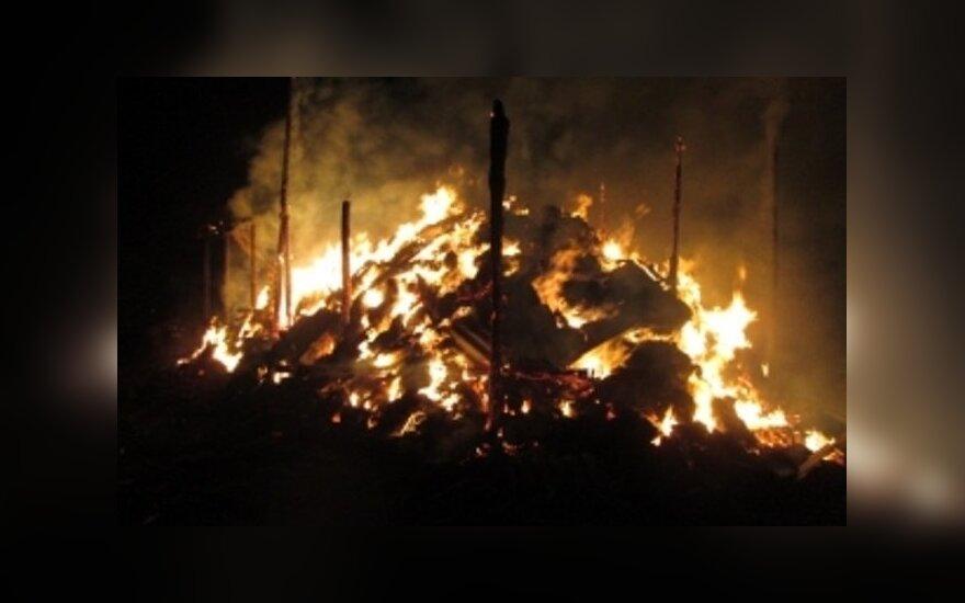 В Татарстане продолжаются поджоги православных церквей