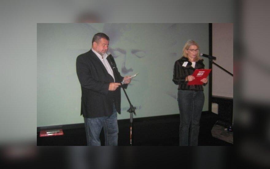 Agata Lewandowski i Sławomir Sobczak. Foto: Tomasz Otocki