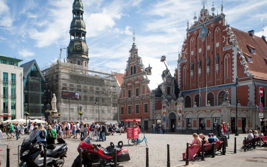 СМИ: Готовится секретный план о введении платы за въезд в центр Риги
