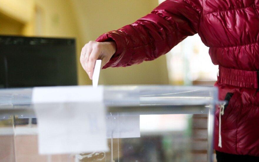 На парламентских выборах в Литве сможет голосовать чуть больше 2,5 млн. граждан