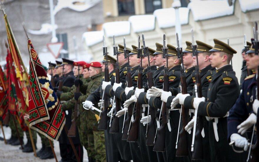Минобороны Литвы предлагает в случае мобилизации призывать и священников