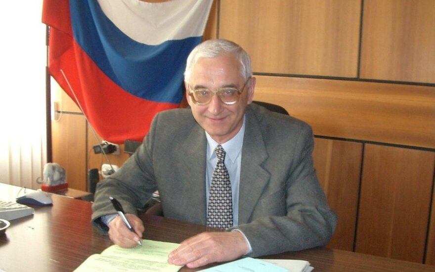Юрий Евгеньевич Прохоров