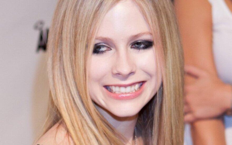 Avril Lavigne woli zostać młoda