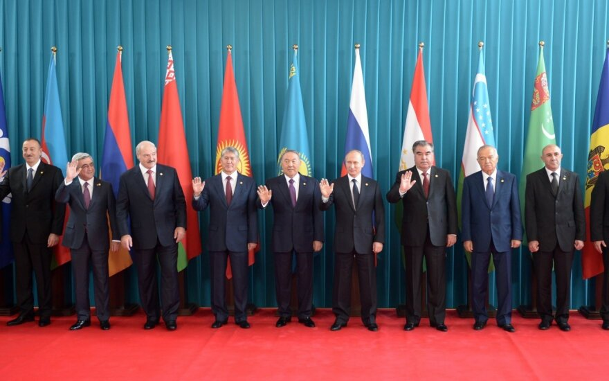 Страны СНГ договорились совместно охранять границы