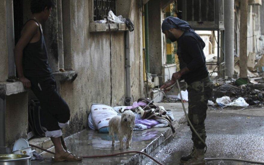 Сирия: новые сообщения о химических атаках