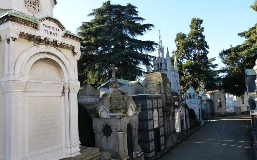 """ФОТО: похороненные рука в руке на античном кладбище в Италии"""" Ромео и Джульетта"""" оказались мужчинами"""