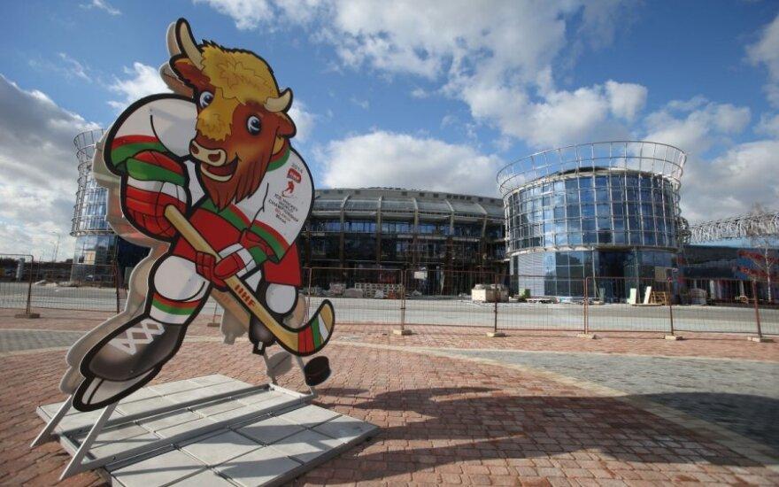 Baltarusijoje pirmą kartą istorijoje prasideda pasaulio ledo ritulio čempionatas