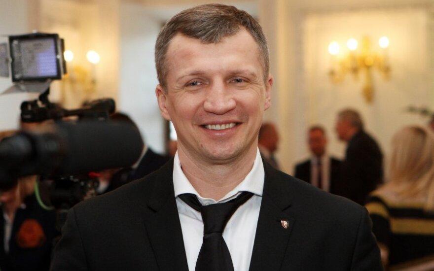 "Движение ""За Литву"" возглавит Томас Пачесас"