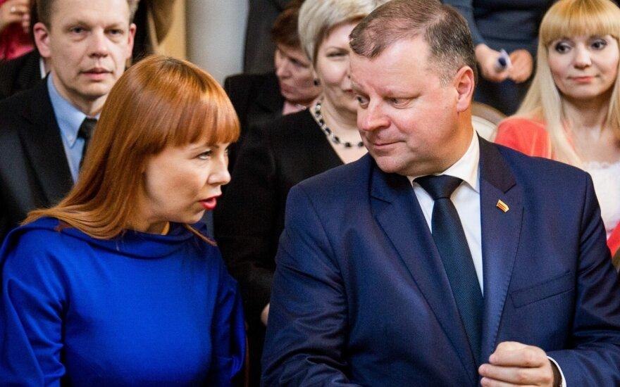 Премьер Литвы обещает продолжение реформы образования, независимо от министра