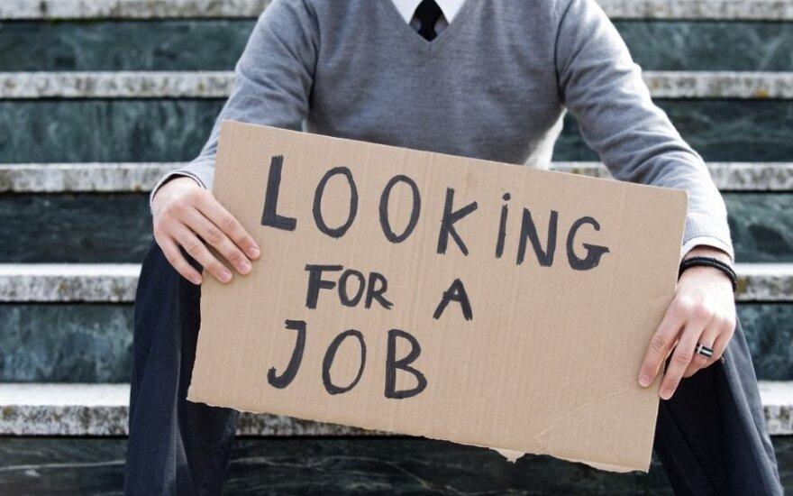 В сентябре уровень безработицы в Литве был выше среднего по ЕС
