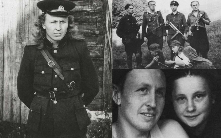 Партизан Крауялис-Сяубунас будет захоронен среди офицеров на Антакальнисском кладбище
