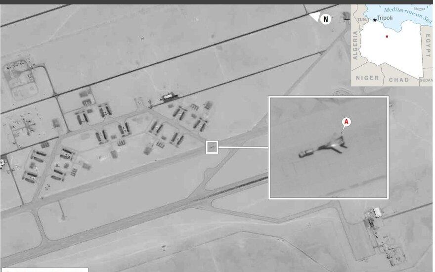 """Пентагон обвинил Москву в переброске истребителей в Ливию. В России это назвали """"страшилкой"""""""