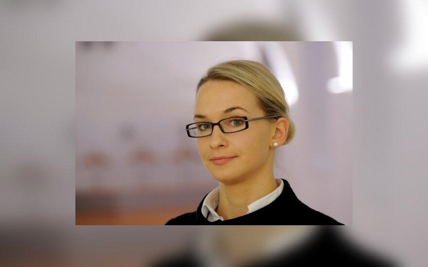 Indrė Pociūtė-Levickienė